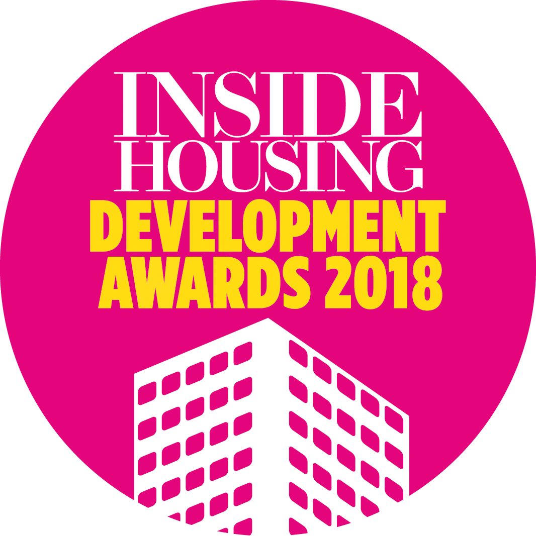 Inside Hosing Development Awards 2018 logo