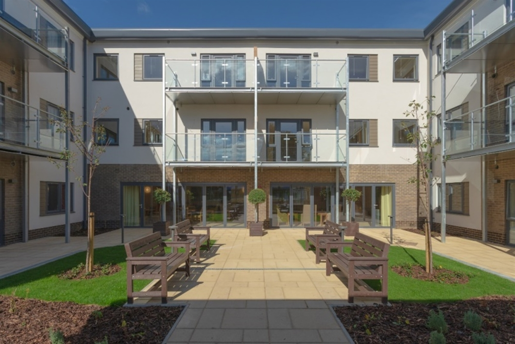 Saunders Boston Architects recognised for Sheltered Housing development, Reynolds Court